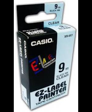 เทปพิมพ์ฉลาก Casio XR-9X1