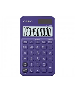 เครื่องคิดเลข Casio SL-310UC-PL